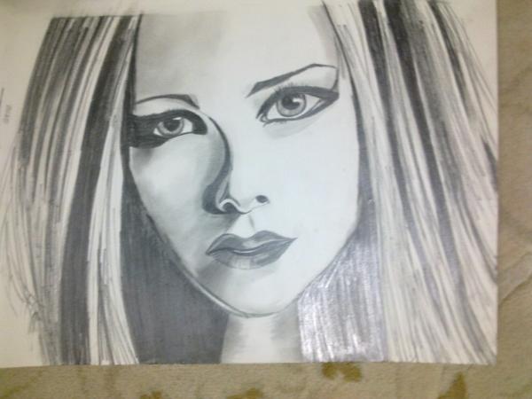 Avril Lavigne by meryemcelik